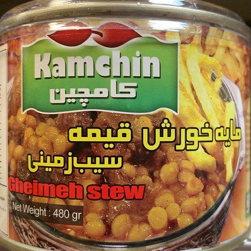 Kamchin Gheyme Stew
