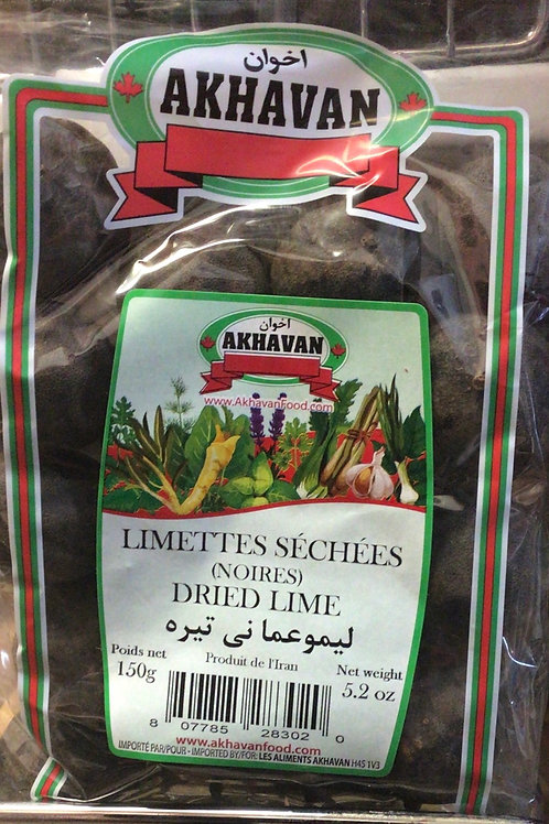 Akhavan dark dried lime