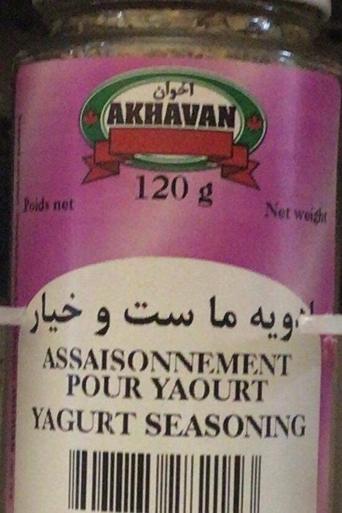 Akhavan Yogurt Seasoning