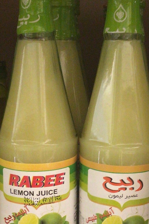 Rabee Lemon Juice