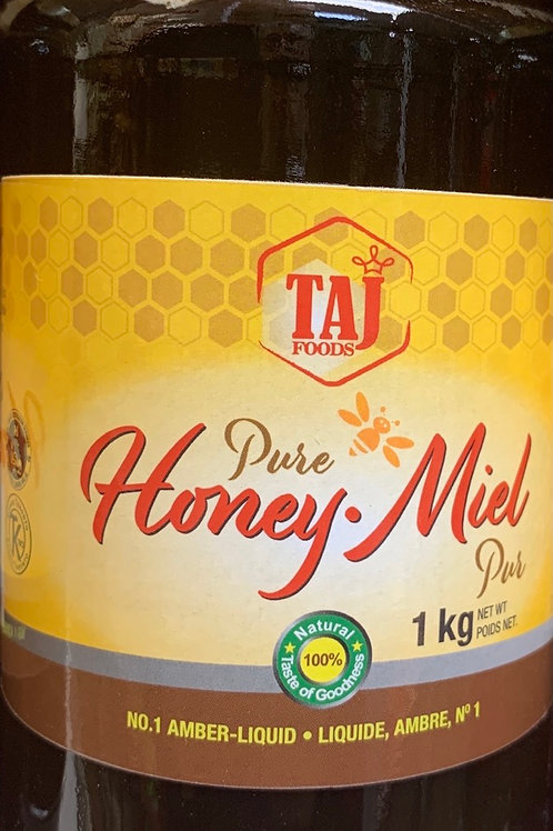 Taj Honey