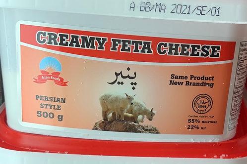 Azan Feta Creamy Cheese