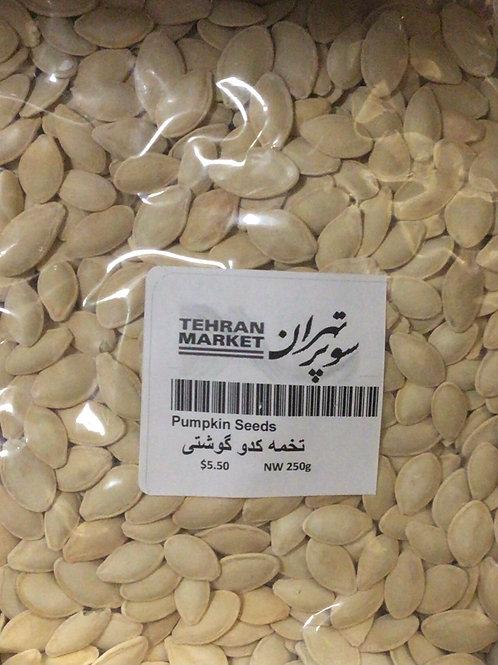 TM  Pumping seeds