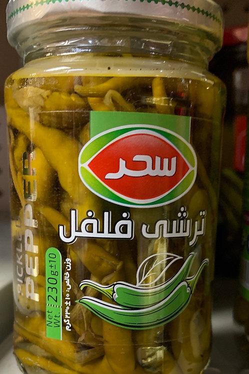 Sahar Peper Pickled