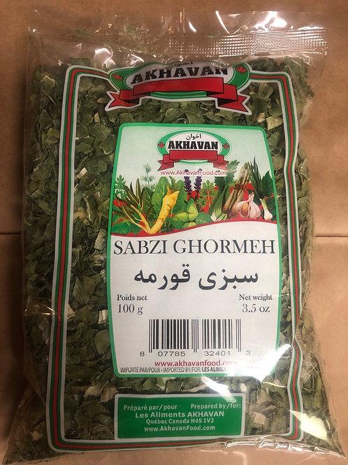 Akhavan Sabzi Ghormeh