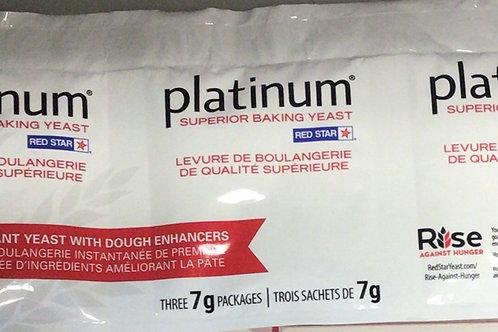 Platinum Instant Yeast x 3