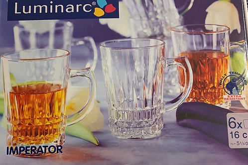 Luminarc Glasses 6x16cl
