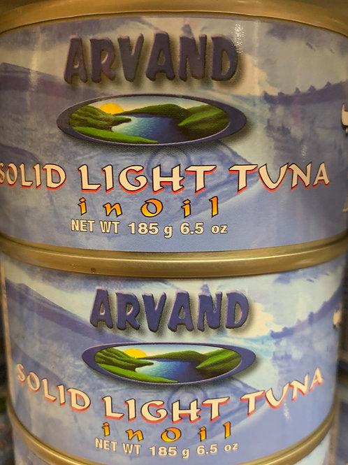 Arvand Solid Light Tuna