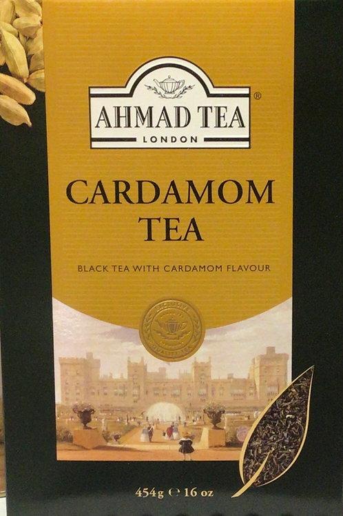 Ahmad Cardamom Tea & Coffee
