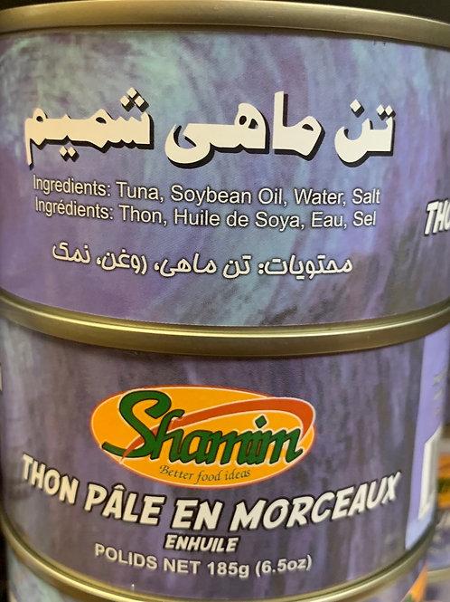Shamin Light Chunk Tuna