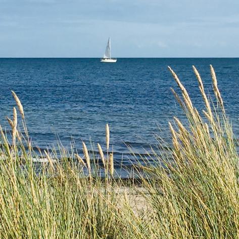 Strand bei Hesnaes