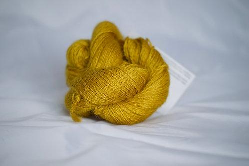 Taliesin fingering - 100% wensleydale nsw - golden kiwi