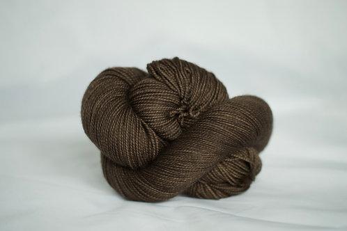 CatNap twist - 80% sw mérinos 20% nylon FINGERING  - arabica