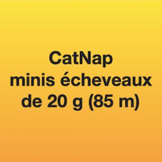 CatNap - 75% sw mérinos 25% nylon MINIS