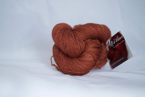 CatNap -75% sw mérinos 25% nylon FINGERING - esquisse n1 orange
