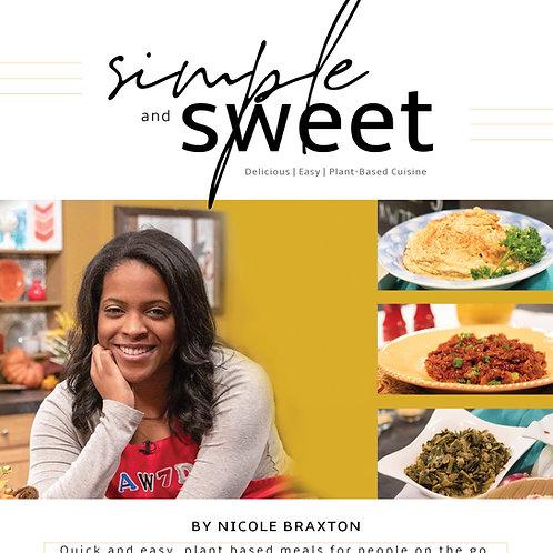 Simple & Sweet Cookbook
