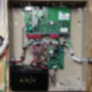 Lexco Alarm Panel