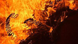 HOME FIRES ARE THE LEADING CAUSE OF FIRE DEATHS