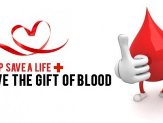 The Health Benefits of Giving Blood