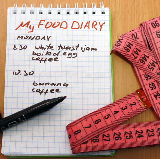 Why A Food Diary Could Be Your Answer