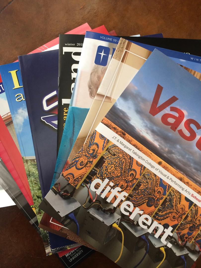Craftsman Printers Magazine Printing