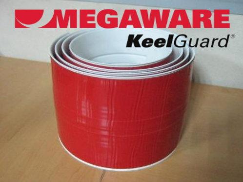 Защита киля (Keel Guard), цвет белый , 1,8 м.