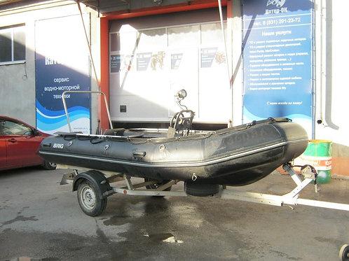 Лодка ПВХ Brig HD 460