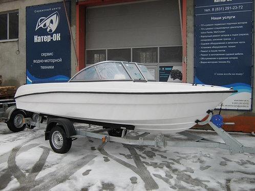 Моторная лодка Рейд 510