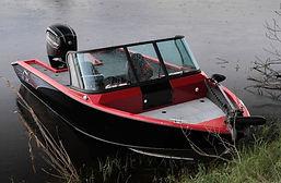 Windboat 4.6 EvoFish RED Mercury 80 EFI-