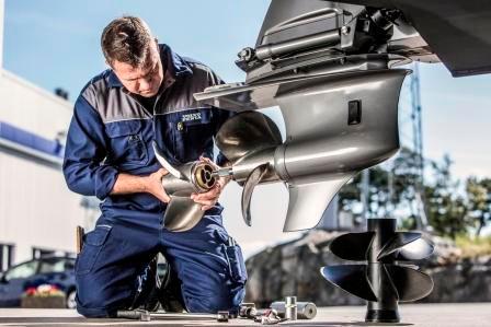 Ремонт и обслуживание подвесных моторов