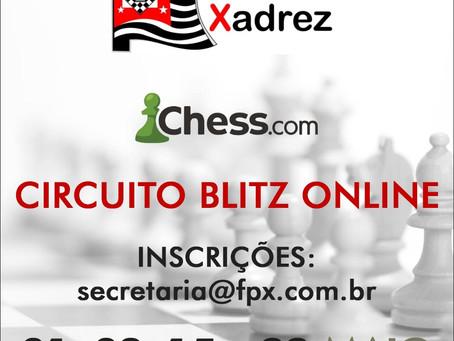 FPX promove Circuito Online Blitz com vagas para o Campeonato Paulista Blitz 2020
