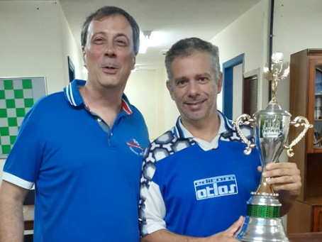 MN Wladimir Zampronha vence o 35° Campeonato Municipal de Xadrez de São Bernardo do Campo