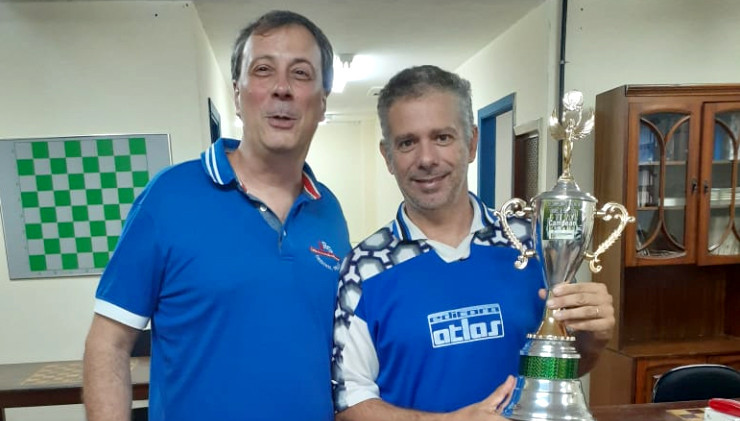 Campeão - MN Wladimir Zampronha