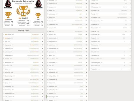 Domingão Estrategista - 71 jogadores na Arena do Lichess com transmissão ao vivo!
