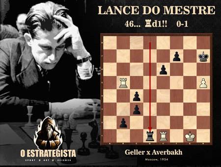 Lance do Mestre #036 - Geller x Yuri Averbakh