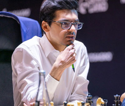 Giri vence e divide a vice-liderança junto com Caruana e Lagrave