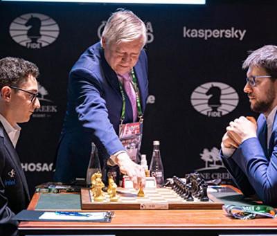 Torneio de Candidatos retorna oficialmente. Caruana vence, mas Ian Nepomniachtchi lidera!