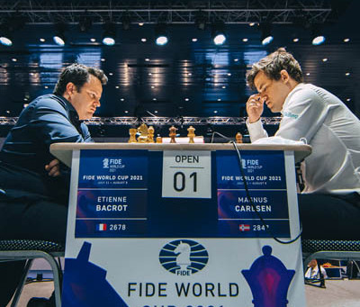 Carlsen atropela Bacrot e Karjakin faz match dramático com Shankland
