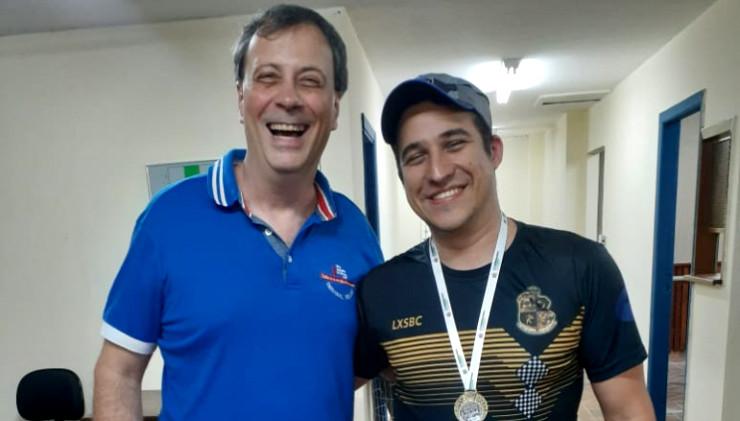 5° colocado - Danilo Thimoteo Cunha