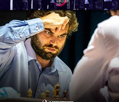 Carlsen se classifica no tiebreak blitz e Shankland dá uma aula de cálculo! Veja como foi a rodada