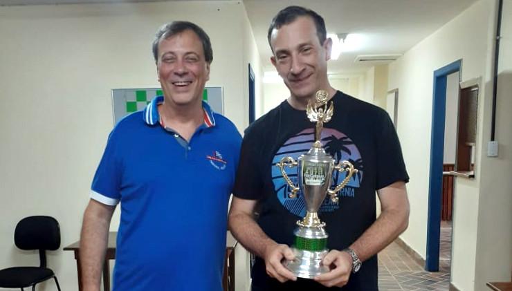Vice-campeão - Eduardo Gerbelli Netto