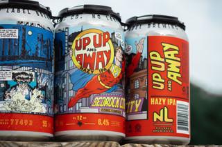 Up, Up, & Away - Hazy IPA