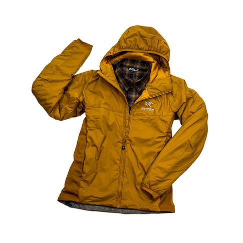 Arc'teryx shirt and jacket