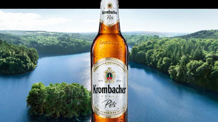 Krombacher Pils 0,33L