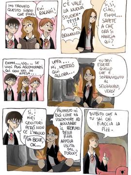 Erri Potter e la minaccia dei Dissingatori