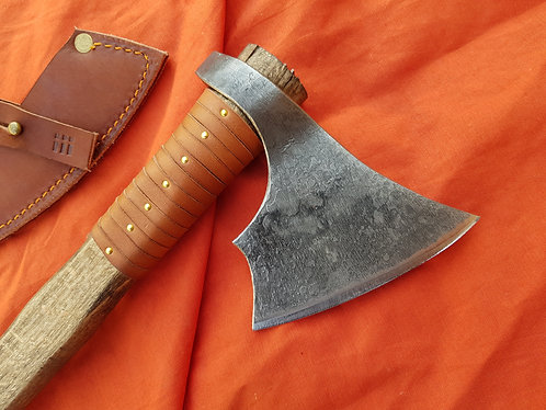 Viking style bearded axe