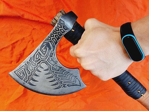 SULDREATH - dragon axe