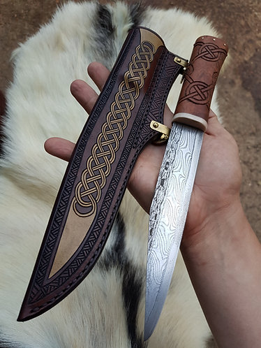 EINAR - broken back Seax