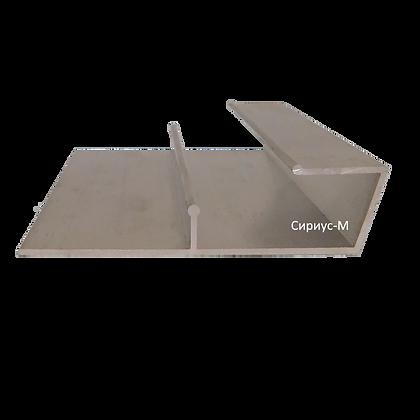 Профиль рамы 123 6000 мм