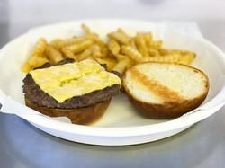1/2lb Burger w/ Cheese